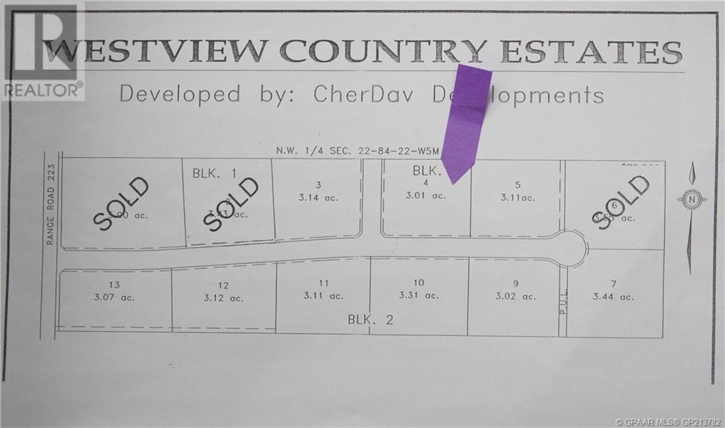 4 Westview Country Estates